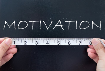 Measuring motivation