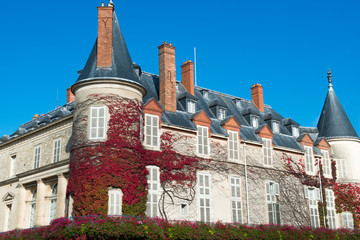 Rambouillet-château