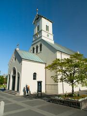 Domkirkjan, Reykjavik lutheran church