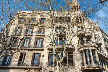 Lleo Morera House  in Barcelona, Spain