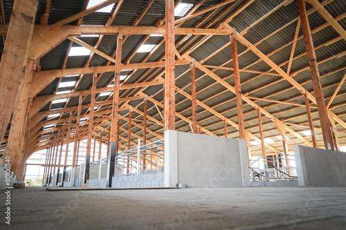 Neubau eines Boxenlaufstalls - 80100340
