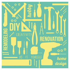 DIY tools with concepts