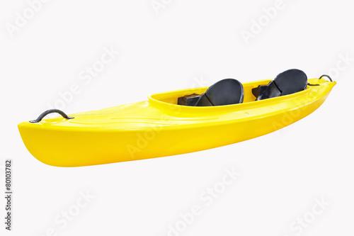 Kayak under the white background - 80103782