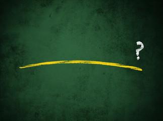 Interrogación, Fragezeichen