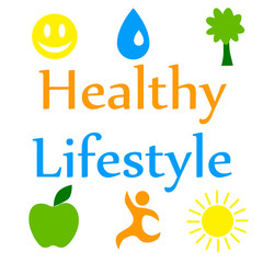 Healthy lifestyle 2