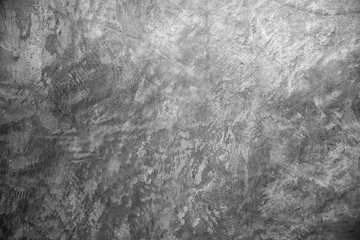 Dark grunge concrete wall textured and background.