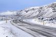 Islanda: una strada nella neve - 80117128