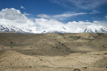 Karakoram Highway in China
