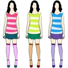 Teen Girl Fashion