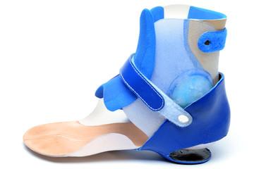 Orthese gegen Fußfehlstellung