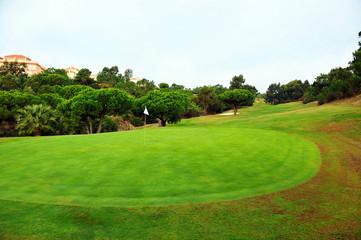 Golf Course, Lepe, Huelva, Spain