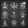 T-shirt design. Nautical marine, badge design. - 80123317