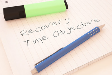 Recovery Time Objective