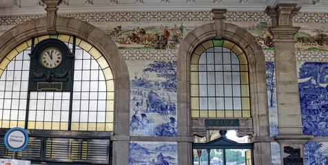 S Bento Railway station