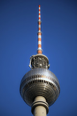 Berlin, Alexanderplatz, TV Tower