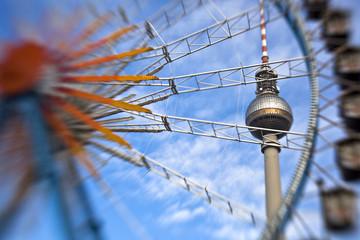 Berlin, Alexanderplatz, TV Tower