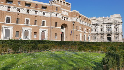 Tribunale di Sorveglianza. (supervisory review court) Rome, Ital