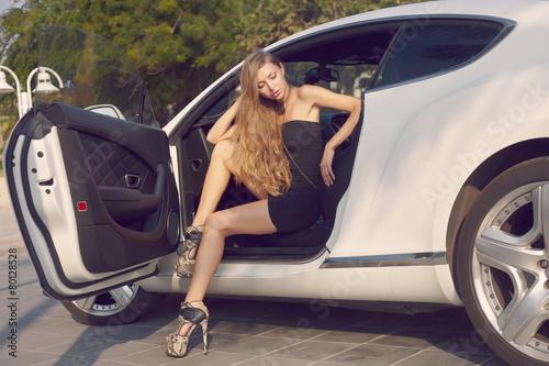 Luxury motor style