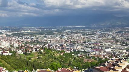 Turkey Town (time lapse)