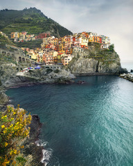 Manarola village. Liguria