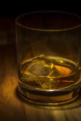 Whiskeskey on ice