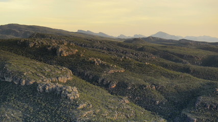 The Grampians Zoom Out