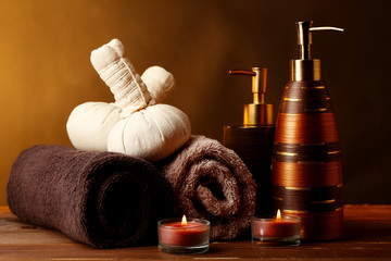 Composition of spa treatment