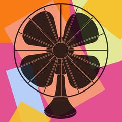 Ventilateur pop
