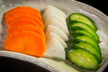 漬け物 Japanese pickle
