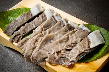 ホルモン 和牛 センマイ  Korean food roasted meat