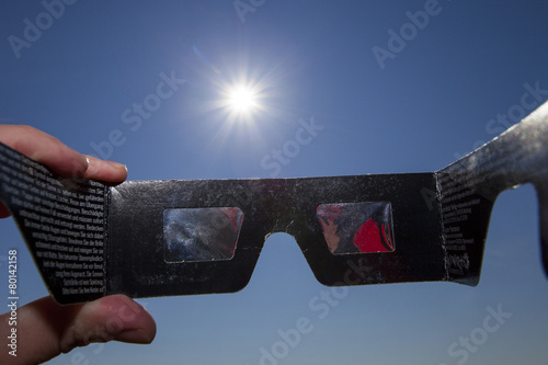 Sonnenfinsternis - 80142158