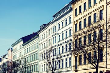 Historic Berlin Bergmannstrasse