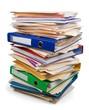 Stack. File folders - 80145928
