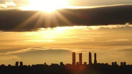 Time Lapse Madrid