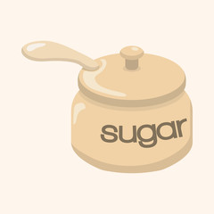 sugar theme elements