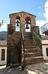 Campanario, Casares de las Hurdes, Cáceres, España