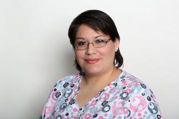 Portrait Woman Healthcare Professional