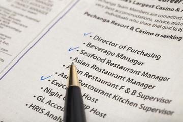 Classified Ad. jobs2