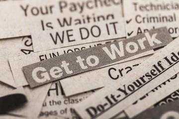 Unemployment. Job loss