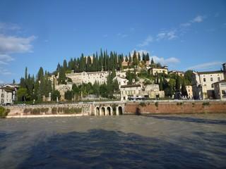 Verona Adige River