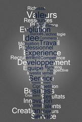 Entreprise-Typographie