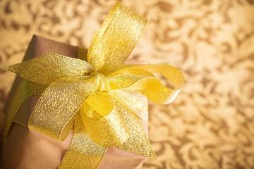 Gift. Christmas gift box