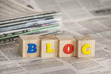 Blogging. Blog