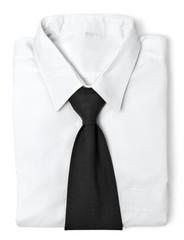Necktie. Shirt and Tie