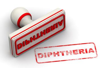 Дифтерия (Diphtheria). Печать и оттиск
