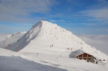 Зимний отдых в Словакии