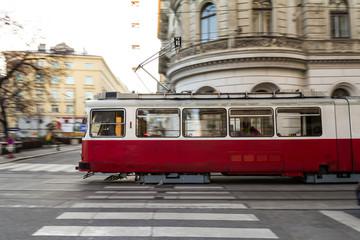 Speeding Tramway