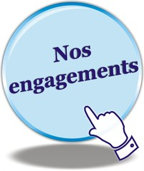 bouton nos engagements