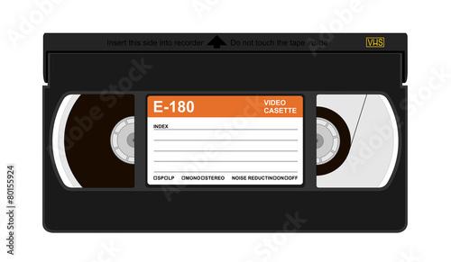 VHS cassette - 80155924