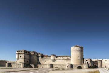 Segovia castillo Cuellar
